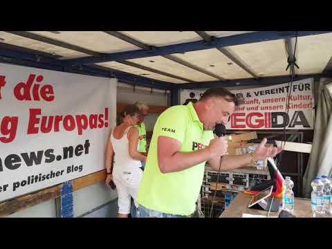 29 07 2019 Lutz Bachmanns Rede auf dem Altmarkt