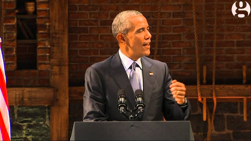 Barack Obama to Republicans Good luck with Vladimir Putin you can't handle CNBC