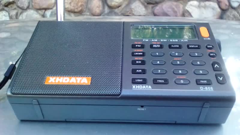 XHDATA D-808 (05.08.2019)