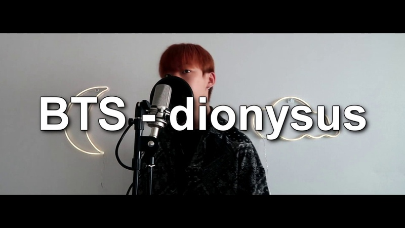 [YOUTUBE] Insoo 20190514 BTS - dionysus (rap cover only)