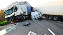 THE ULTIMATE TRUCK CRASH COMPILATION WITN NO LIGHT/SMALL TRUCKS | 18