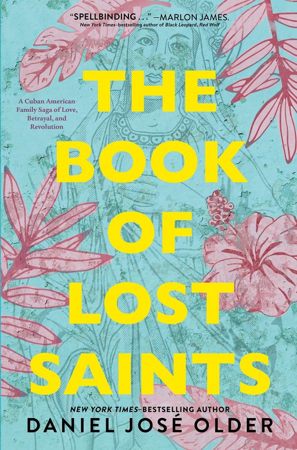 Daniel José Older - The Book of Lost Saints (epub)