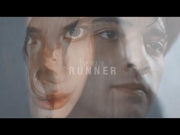 ➸ Mert Yazıcıoğlu - İlayda Çevik   The Maze Runner Fanmade Trailer