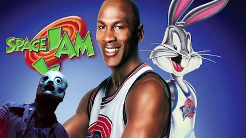 Slipknot Duality But It's the Space Jam Theme Song