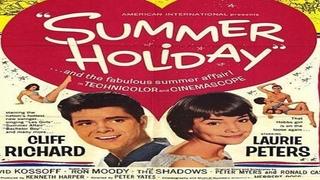 ASA 🎥📽🎬 Summer Holiday (1963) Director: Peter Yates, Cast: Cliff Richard, Lauri Peters, Melvyn Hayes, Una Stubbs, Teddy Green