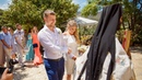 Венчание Ю М на Крите