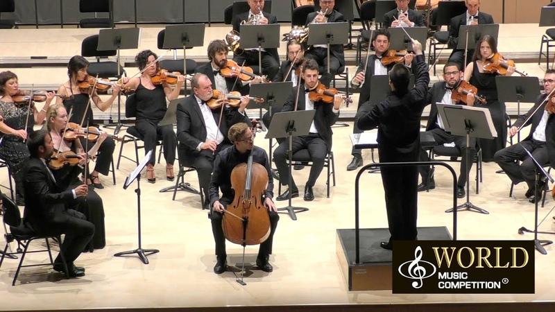 Haydn: Cello Concerto No.2 /Castello Symphony Orchestra • T.Hopkins, soloist • D.Polyakov, conductor