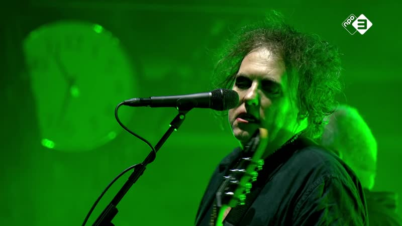 The Cure A Forest live at Pinkpop 2019