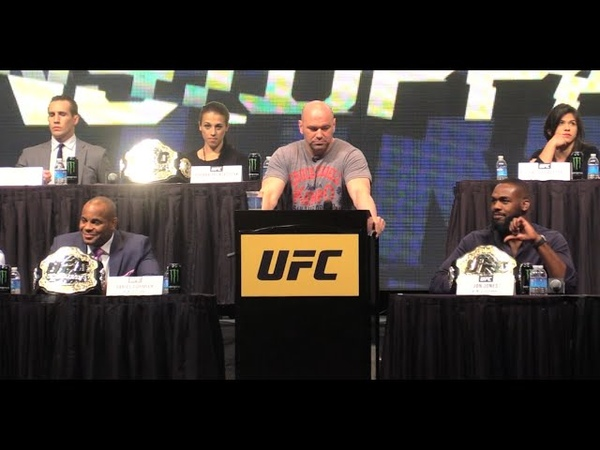 UFC Unstoppable Press Conference (FULL)