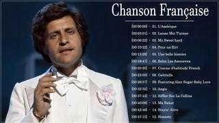 Tres Belles Chansons Francaises 70' 80' 90' 00' ♬ Meilleures Chansons Françaises de tous les temps