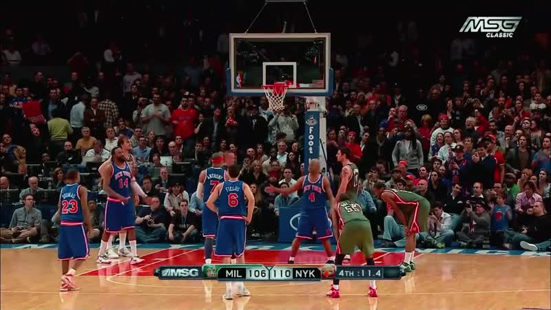 When Carmelo Anthony MADE HIS DEBUT for the Knicks at MSG! Highlights vs Bucks