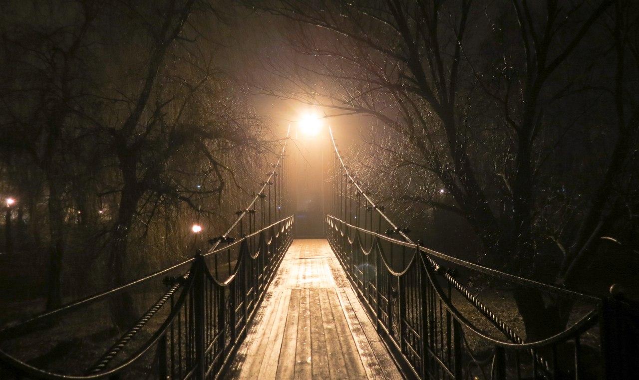 Атмосферно  вечер в Белгородской области