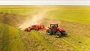Обработка земли перед посевом, Херсонская область