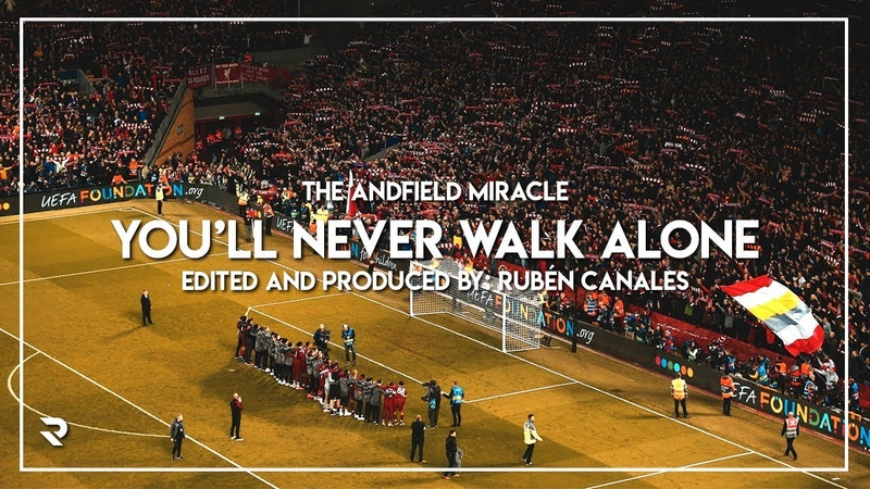 The Anfield Miracle Liverpool v Barcelona 4 3 Cinematic Highlights