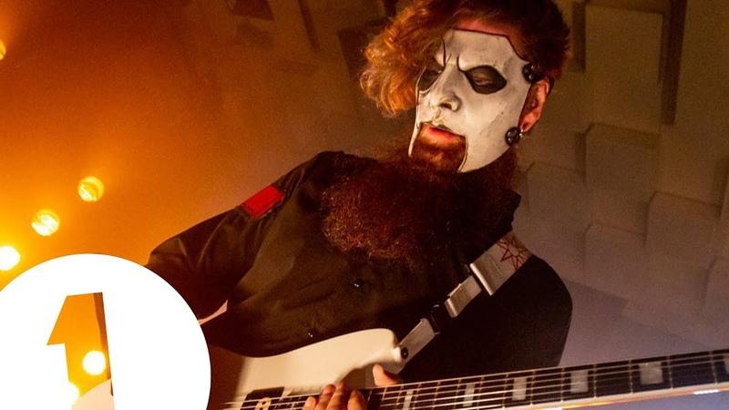 Slipknot - The Devil In I at BBC Maida Vale Studios for the Radio 1 Rock Show