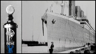 Battle of Crete, Titanic Launched and more | British Pathé