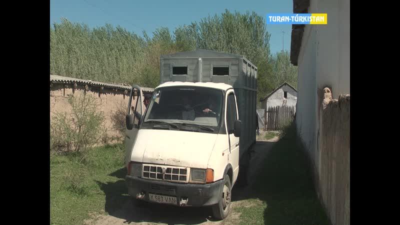 Тұран Түркістан Ақпарат Бабайқорған ауылына жомарт жандар көмек көрсетті