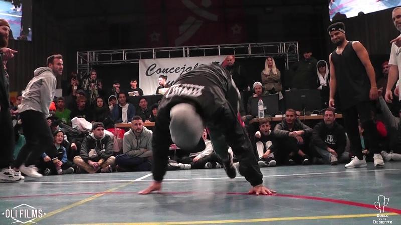 Malaganzters vs Forajidos | Final | Duelo en el desierto 2020 | OLIFILMS