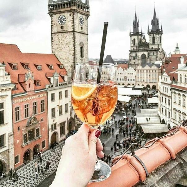 Прямые рейсы в Прагу за 6900 рублей туда-обратно из Москвы
