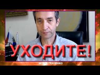 Владимир Владимирович, уходите! ()