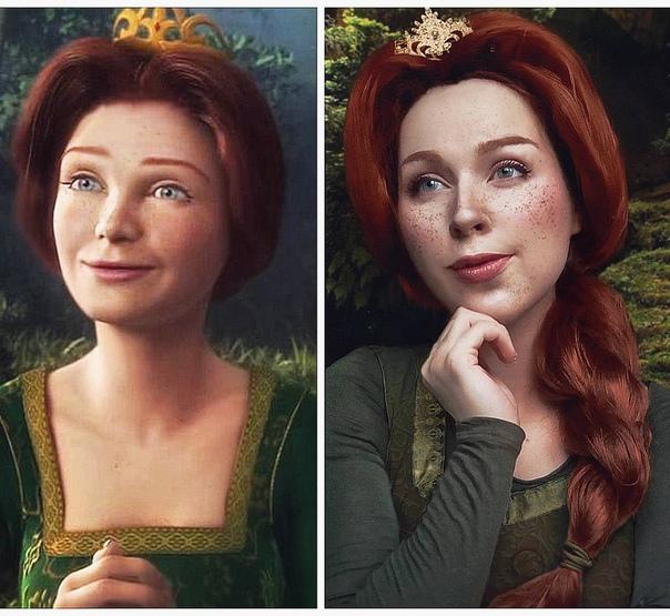 Королева косплея Юлия Гудкова и ее неверoятные перевoплощения. 21-летняя Юлия работает в аэропорту, но при этом увлекается косплеем. Девушка искусно повторяет образы любимых персонажей из