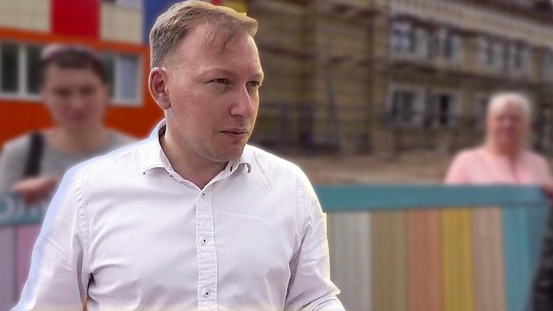Если стану президентом издам указ о поддержке людей Андрей Дмитриев собирал подписи в Бобруйске