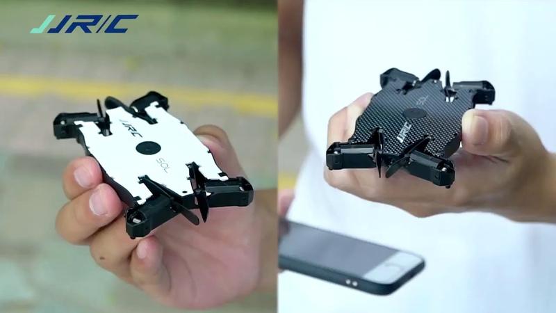 JJRC H49 SOL ультратонкий Wi-Fi FPV селфи - дрон камера