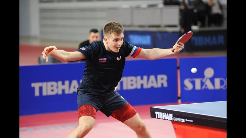 Vladimir Sidorenko vs Rares Sipos JBS FINAL 2020 European U21 Championships