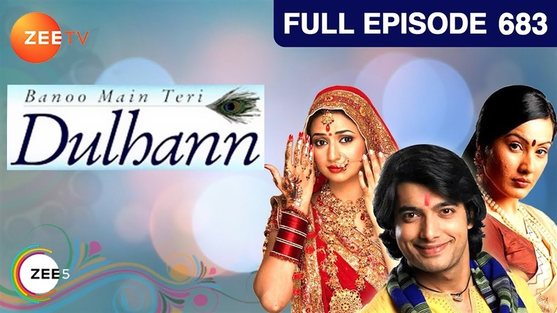 Banoo Main Teri Dulhann Hindi Serial Full Episode 683 Divyanka Sharad Malhotra Zee TV