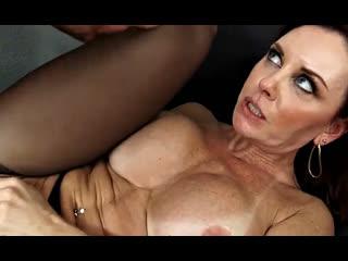 ПОРНО -- ЕЙ 48 -- ПРИШЕЛ К ЗРЕЛОЙ ПОДРУГЕ В ГОСТИ -- milf porn sex -- Janet Mason