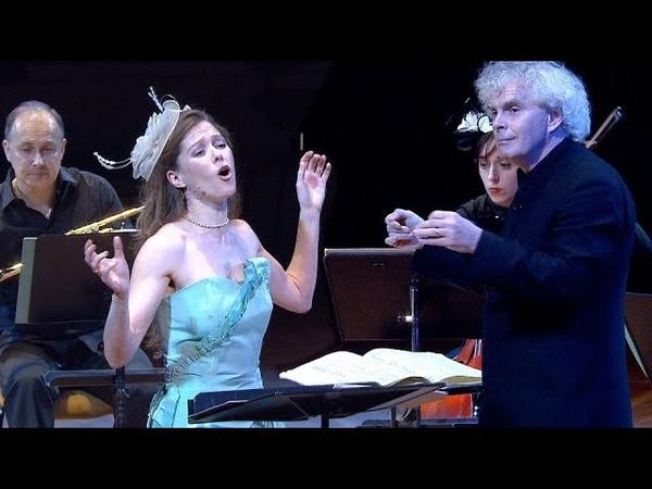 William Walton Façade Hannigan · Rattle · Berliner Philharmoniker