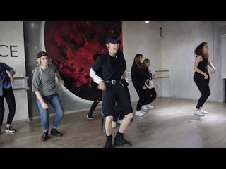 STRAY KIDS - EASY cover by ACE dance Space (3)