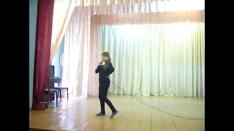 Егорова Дарья вокал