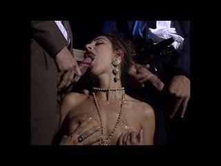 Итальянская групповуха(винтажное порно), 18+