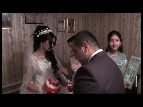 Выход невесты Курдская свадьба в Алматы свадьба Бари и Зарины 3 эпизод 1 часть