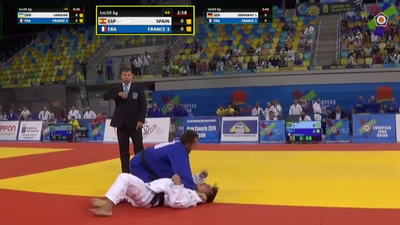 2019 Judo Veteran European Ch. (ESP) (8)