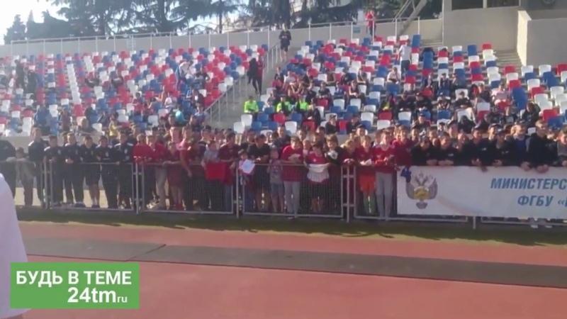 «Дзюба, иди сюда, дурак!» обращение фанатов сборной России попало на видео