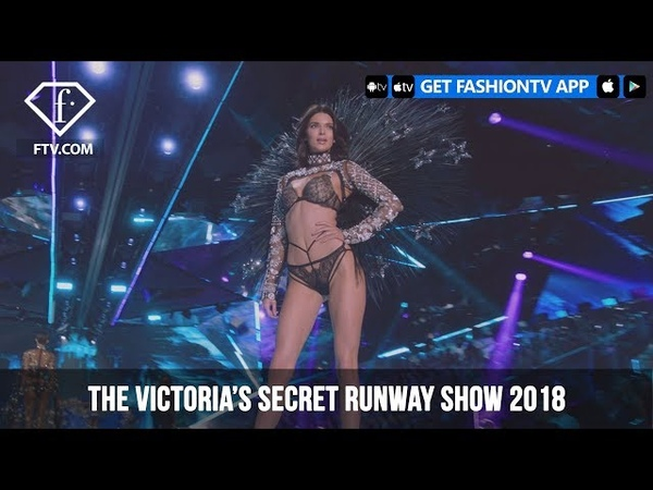 Victoria's Secret Fashion Show 2018 New York Rita Ora, Gigi Hadid, Kendall Jenner, Adriana Lima |FTV