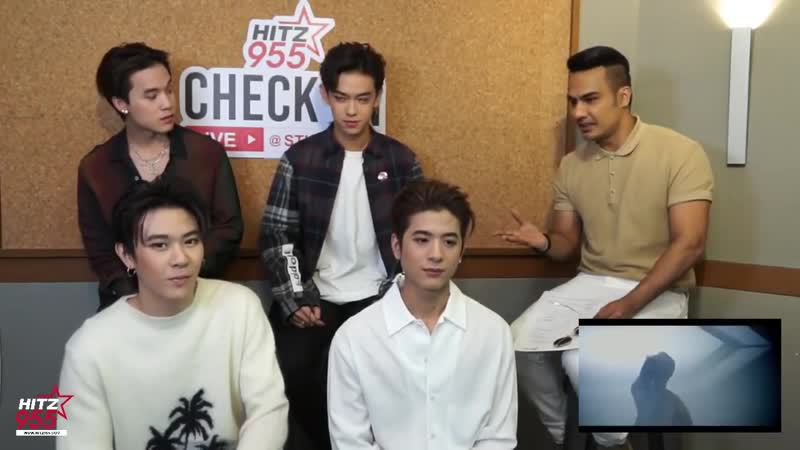 HITZ CHECK IN LIVE _ TRINITY