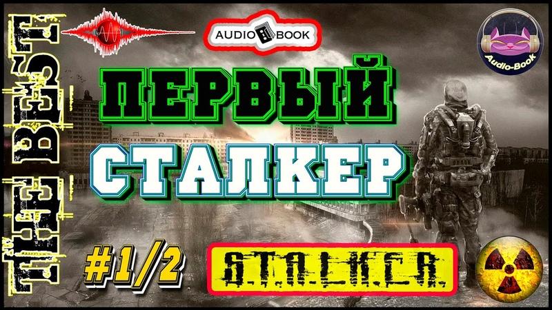 🎧📖🎤«Первый сталкер» 1/2 🎼[S.T.A.L.K.E.R.] 👌🏆👍Аудио_книги