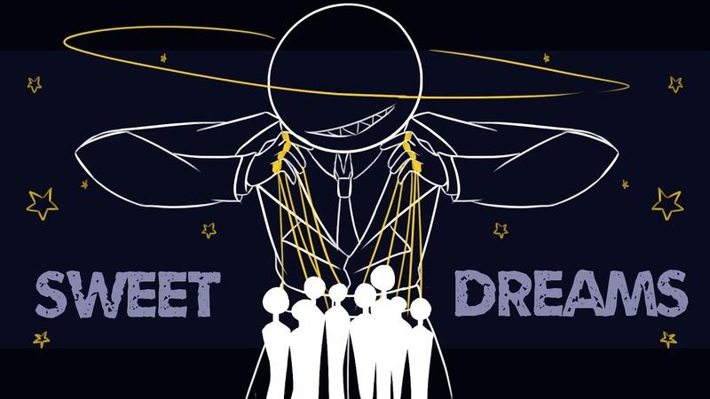 Sweet Dreams {meme} [Countryhumans]   collab w/ Torriku Sotaru