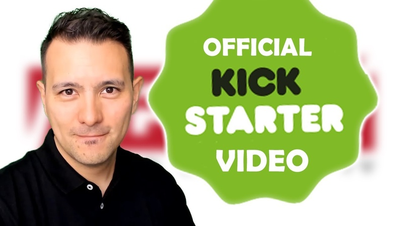 The Official MRTV Kickstarter Video English Version