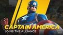 Marvel Ultimate Alliance 3 The Black Order Captain America Gameplay HD 1080p60FPS