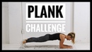Take The PLANK CHALLENGE 8 Plank variations