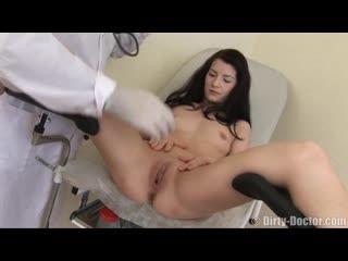 Гинеколог кончил в рот пациентке(anal, russian porn, medicine, b