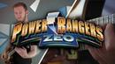Power Rangers Zeo Theme on Guitar