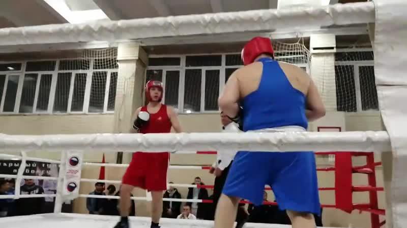 Иван Копп VS Вадим Хусаинов