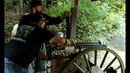 58 Cal Gatling Guns LIVE FIRE