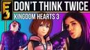 Kingdom Hearts 3 Don't Think Twice METAL feat Adriana Figueroa FamilyJules