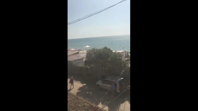 14.09.19 проезжаем наш пляж в хосте